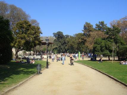 FOTKA - V parku je stále živo
