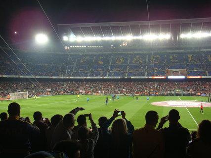 FOTKA - Momentky ze stadionu