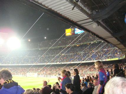 FOTKA - Momentky ze stadionu.
