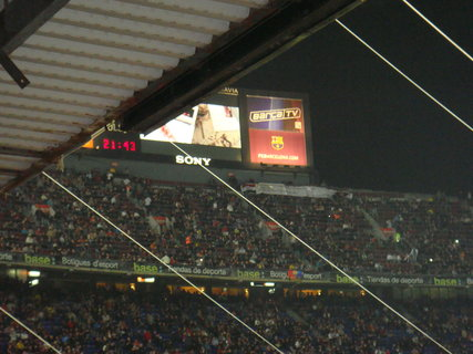 FOTKA - Momentky ze stadionu....