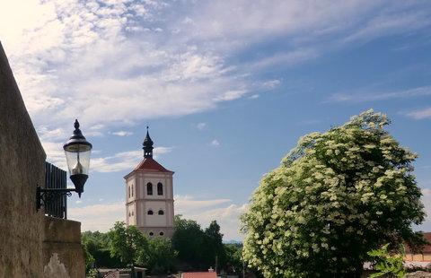 FOTKA - Pohled na zvonici