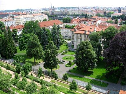 FOTKA - Palácové zahrady pod Pražským hradem 11