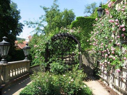 FOTKA - Palácové zahrady pod Pražským hradem 14