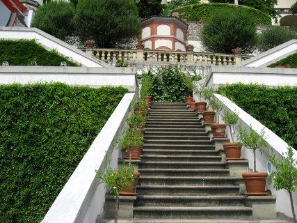 FOTKA - Palácové zahrady pod Pražským hradem 16