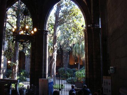 FOTKA - Kostelní zahrada