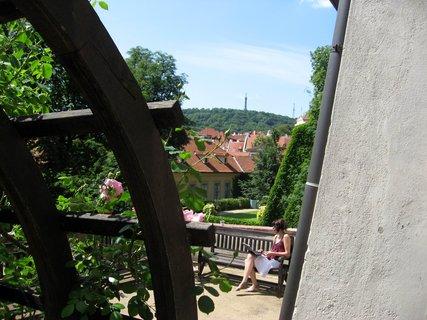 FOTKA - Palácové zahrady pod Pražským hradem 26