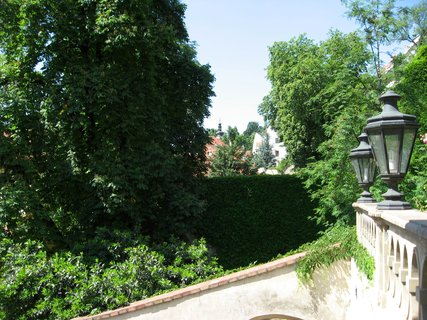FOTKA - Palácové zahrady pod Pražským hradem 27