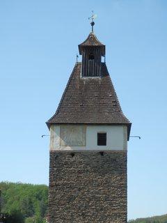 FOTKA - Hardegg, věž , Rakousko