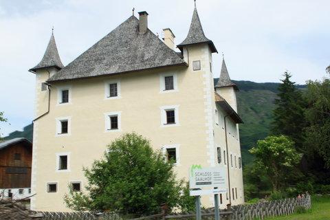 FOTKA - Zámek Saalhof, Maishofen