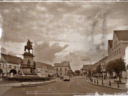 FOTKA - Poděbrady - náměstí