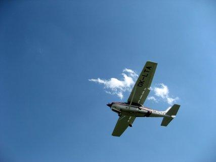 FOTKA - Akrobatické létání - letiště Letňany