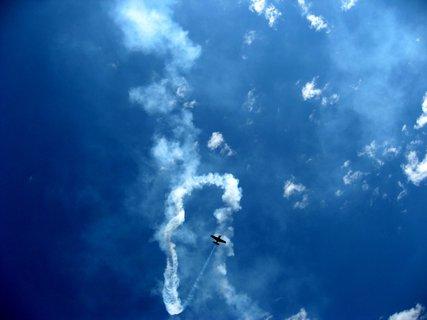 FOTKA - Letňany Akrobatické létání 2
