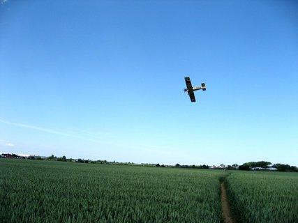 FOTKA - Letňany Akrobatické létání 5