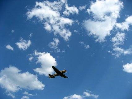 FOTKA - Letňany Akrobatické létání 9