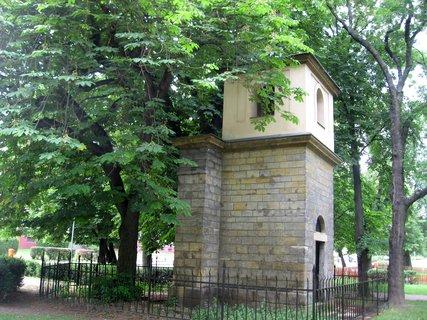 FOTKA - Letňany  - kaplička sv. Kříže