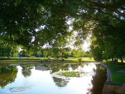 FOTKA - 17.6.2012, u rybníka..