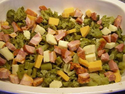 FOTKA - zapečená brokolice