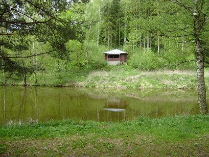 FOTKA - u jednoho z rybníků