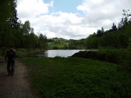 FOTKA - cesta k dalšímu rybníku 2