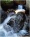 Vodopád na Šumavě