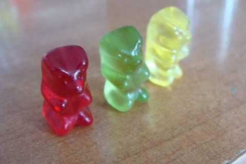 FOTKA - kamarádi medvídci
