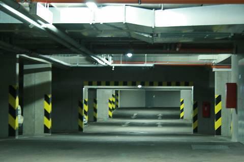 FOTKA - podzemní parkování