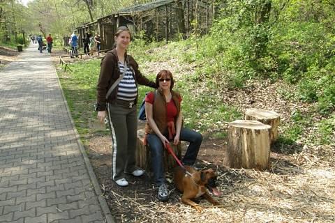 FOTKA - Já se svojí mamkou a Connie