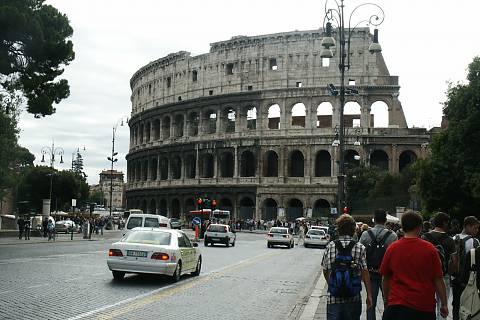 FOTKA - Řím,---