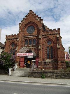 FOTKA - židovská synagoga