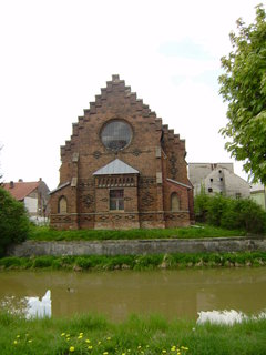 FOTKA - židovská synagoga 2