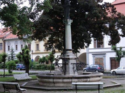FOTKA - námestie v Levoči