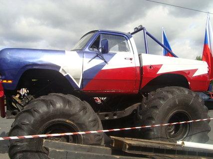 FOTKA - truck v reálu