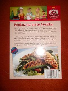 FOTKA - Poukaz na maso