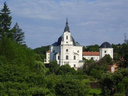 FOTKA - kostel Panny Marie ve Křtinách