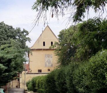 FOTKA - Kostel sv.Václava bývalého Kapucínského kláštera