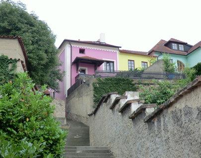 FOTKA - Opravené domy historické části města