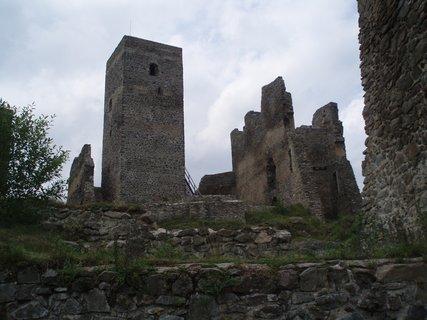 FOTKA - Hranolová věž a horní palác