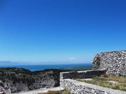 FOTKA - Albánie..Skadar..výhled z hradu Rozafa