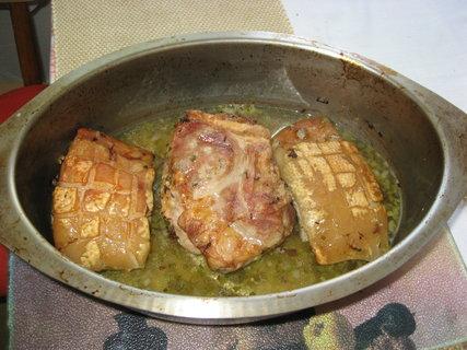 FOTKA - Pečené maso
