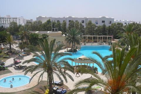 FOTKA - Tunisko - Hammamet 3