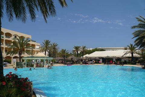 FOTKA - Tunisko - Hammamet 2