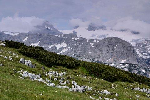 FOTKA - Vrcholy Dachsteinu