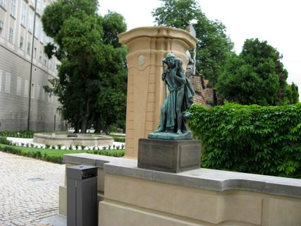 FOTKA - Jižní zahrady Pražského hradu 2