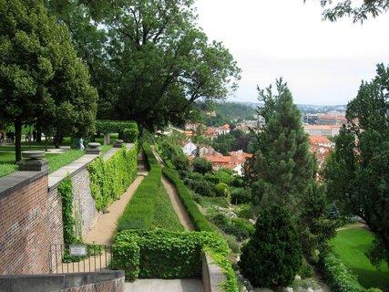 FOTKA - Jižní zahrady Pražského hradu 4