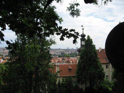 FOTKA - Jižní zahrady Pražského hradu 9