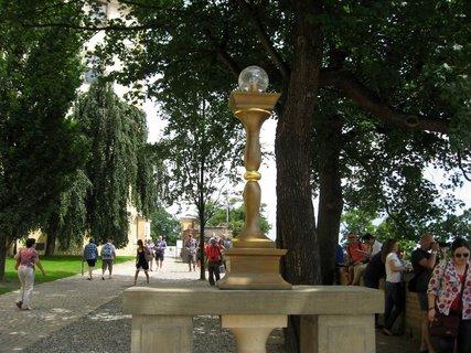 FOTKA - Jižní zahrady Pražského hradu 14