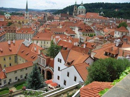 FOTKA - z Jižních zahrad Pražského hradu 15
