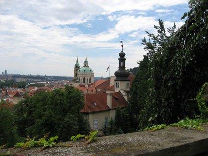 FOTKA - z Jižních  zahrad Pražského hradu 18