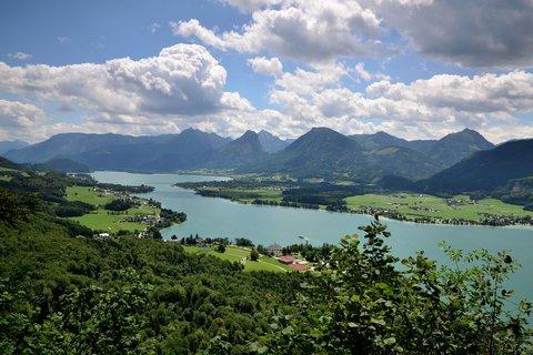 FOTKA - jezero St.Wolfgang