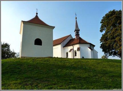 FOTKA - kostel sv. Jana K�titele ve v�ejanech